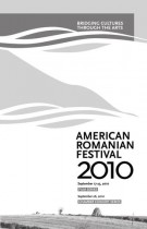 American Romanian Festival 2010 Program Book